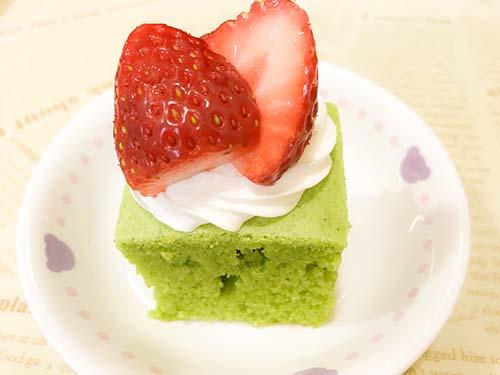 ひな祭りケーキ - 縮小